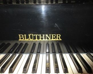 Bluthner German piano