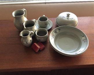 Austrian pottery