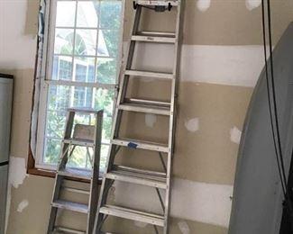 Aluminum Ladders https://ctbids.com/#!/description/share/233908