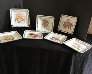Botanic Rose Serving Dish https://ctbids.com/#!/description/share/233943