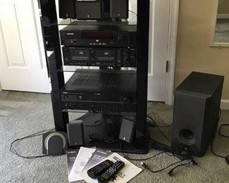 Home Theater Sound System https://ctbids.com/#!/description/share/234000