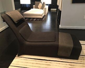 Minotti Furniture, Chaise Lounge
