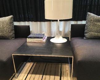 Minotti Furniture, Flos Tulip Lamp