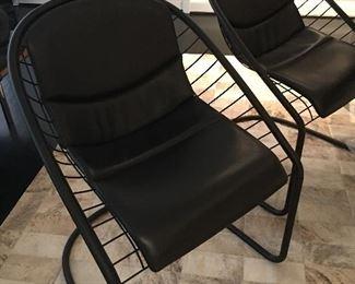 Pair of Minotti Chairs