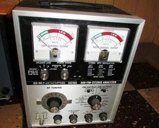 Sencore AM-FM Stereo Analyzer