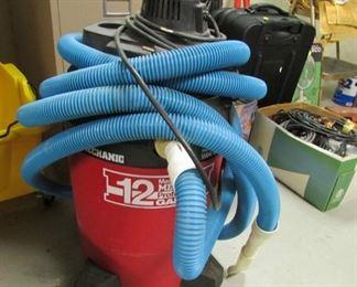 12 Gallon Wet/Dry Shop Vac