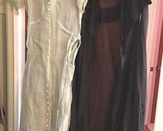 Antique clothes