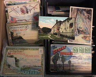 More postcards