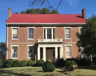 Pine Hill - 1839 Historic Home