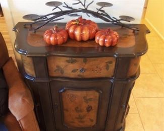 LOVELY OCCASIONAL CABINET - GREAT STORAGE, FALL DECOR