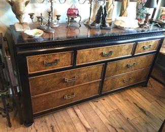 Oriental Large Dresser/by Century