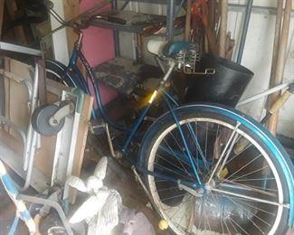 Vintage Schwinn Bike.