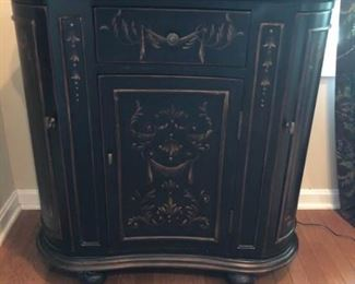 Beautiful Cabinet with One Drawer and Two Doors