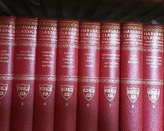 Harvard Classics The Five-Foot Shelf of Books