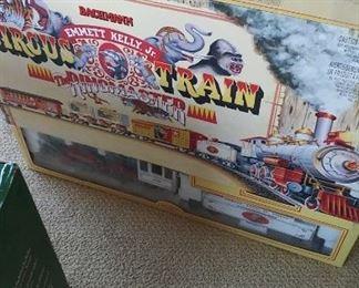 Bachmann train set