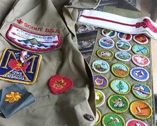 Vintage Boy Scouts uniform