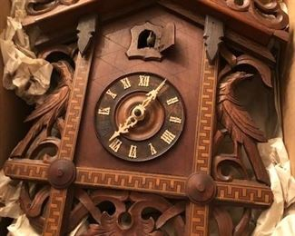 Cockoo clock- beautiful