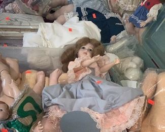dolls dolls dolls etc