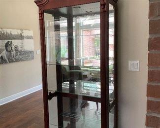 Super Nice Curio Cabinet