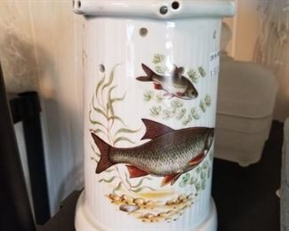 Rare and unusual antique trick lithopane stein