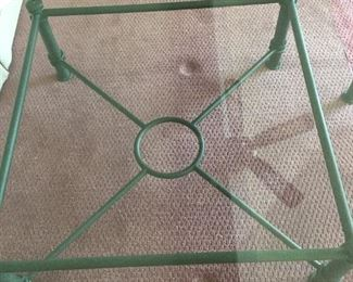 Metal / Glass Coffee Table