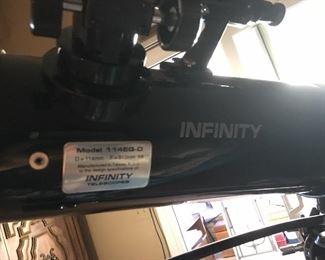 Infinity 114 EQ Telescope