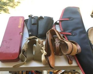 Gun Holsters / Cases