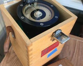 Flashlight Compass in Box
