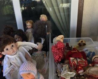 Misc. Vintage Dolls
