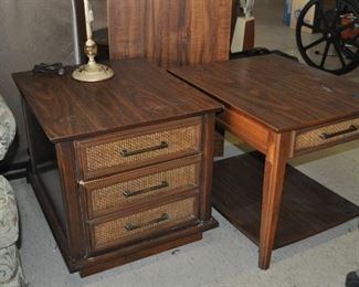 Mid- Century tables