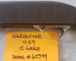 Winchester Firearm