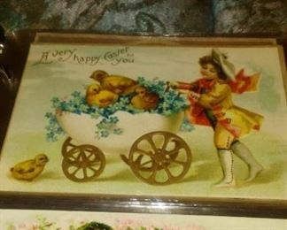 Victorian Postcard Collection
