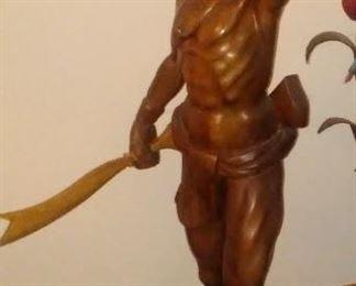 Maoiri Warrior