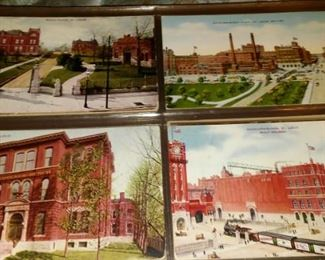 Victorian Post Card Collection