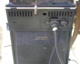 Edison Dictaphone