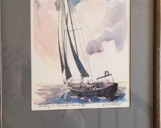 allyson sailboat picture