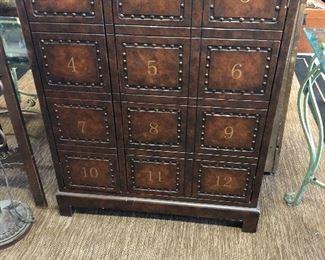 Nice double door cabinet