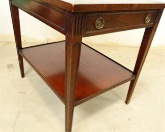Heritage Hernedon Side Table