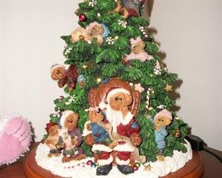 Boyds Bears Christmas