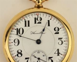 More Pocket Watches