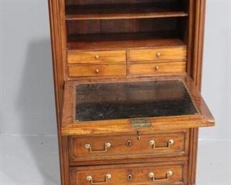 French Antique Abatante Desk