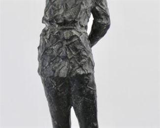 Augusto Murer Bronze