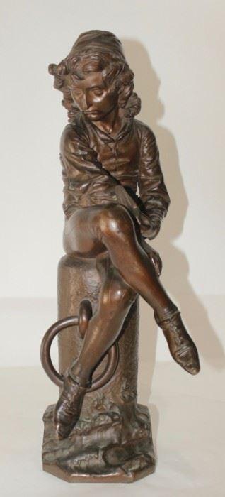 Guilio Monteverde Bronze