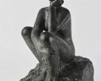 Emilio Ambron Bronze