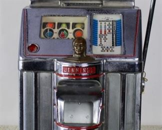 Jennings 25 cent Slot Machine