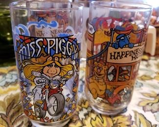 Vintage Muppets Glasses