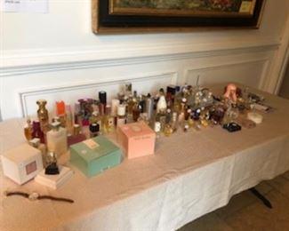 Loads of perfumes!