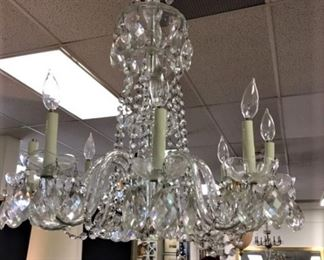 Another fine Crystal Chandelier