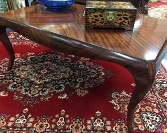 Chic William Switzer Coffee Table