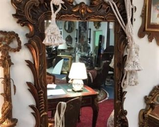 From a LARGE selection of Mirrors